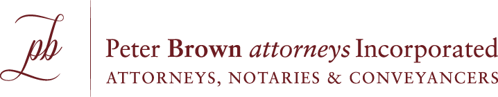 Peter Brown Attorneys